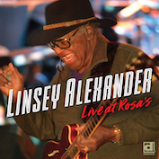 LINSEY ALEXANDER|Blues/Blues Rock/Soul
