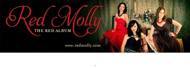 RED MOLLY|Wildly cool collection of songs, their edgiest CD yet
