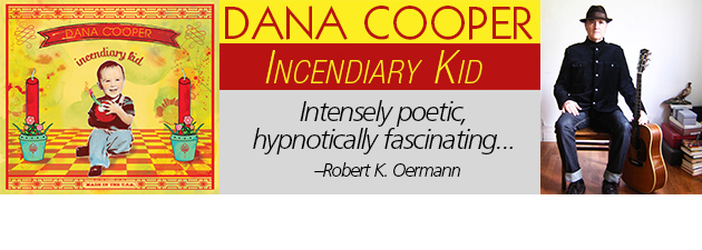 DANA COOPER|Stirring Songs from a Master Storyteller