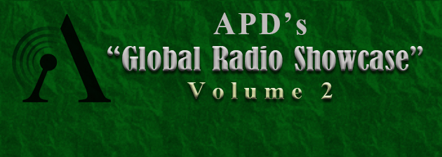 "APD'S ""GLOBAL RADIO SHOWCASE"" - BLUEGRASS